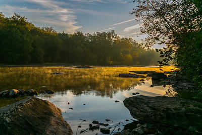 Morning Light Washing Up the Monocacy