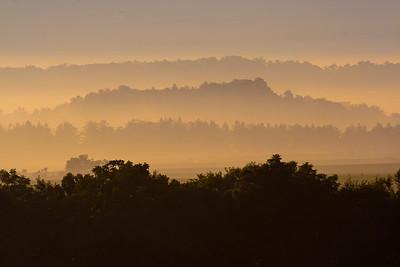 Summer Morning Haze