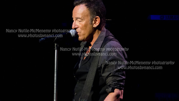 Bruce Srpingsteen The River Tour 2016