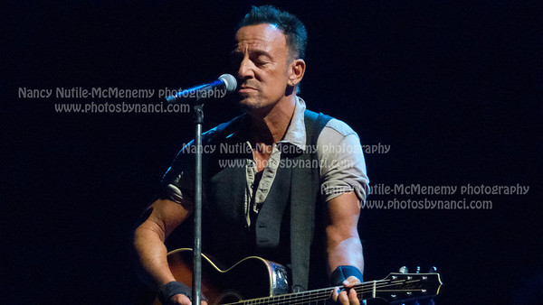 Bruce Springsteen and the E Street BandGillette 2016