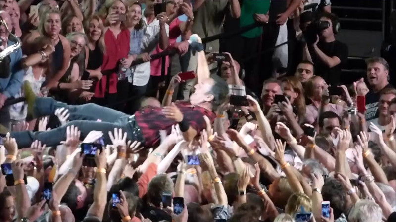 Crowd Surf Sydney 1