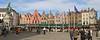 Markt Square, Bruges.