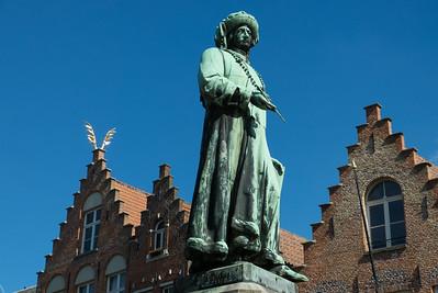 Jan Van Eyck himself