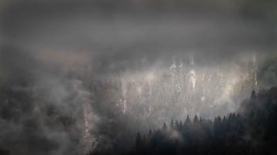 Mystère des montagnes