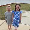 Sisters Maeve and Olivia Adams of Tyngsboro