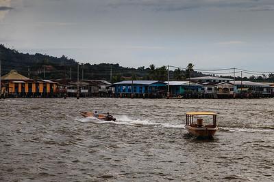 Wodna wioska