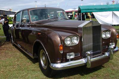 Der Rolls Royce des Bruders