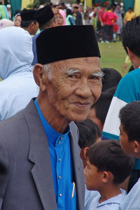 Ein Verwandter des Sultans