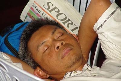 Is Saiful dreaming about ManU?