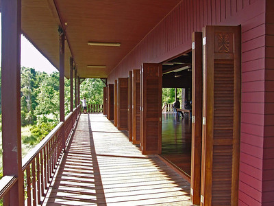 The Multi Purpose Hall.