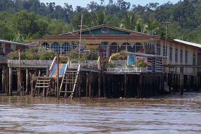 Kampong Ayer in Bandar Seri Begawan.