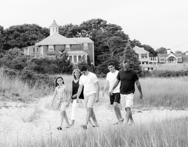 Brunelle Family 14x11 B&W - August 13, 2016 - IMG_9776 BW