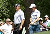 Lee Westwood and Rory Mcilroy - Golfers
