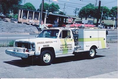 Sunset-Central VFC - North Versailles TWP, PA - 1979 Chevrolet/Seagrave