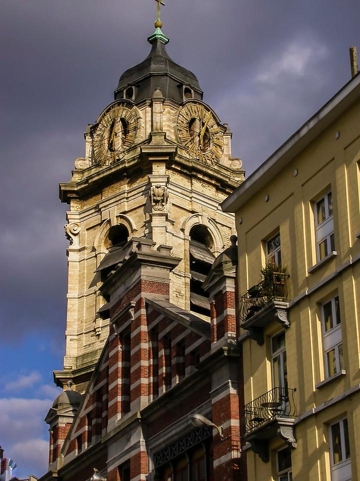 Brussels Architecture & Sculpture