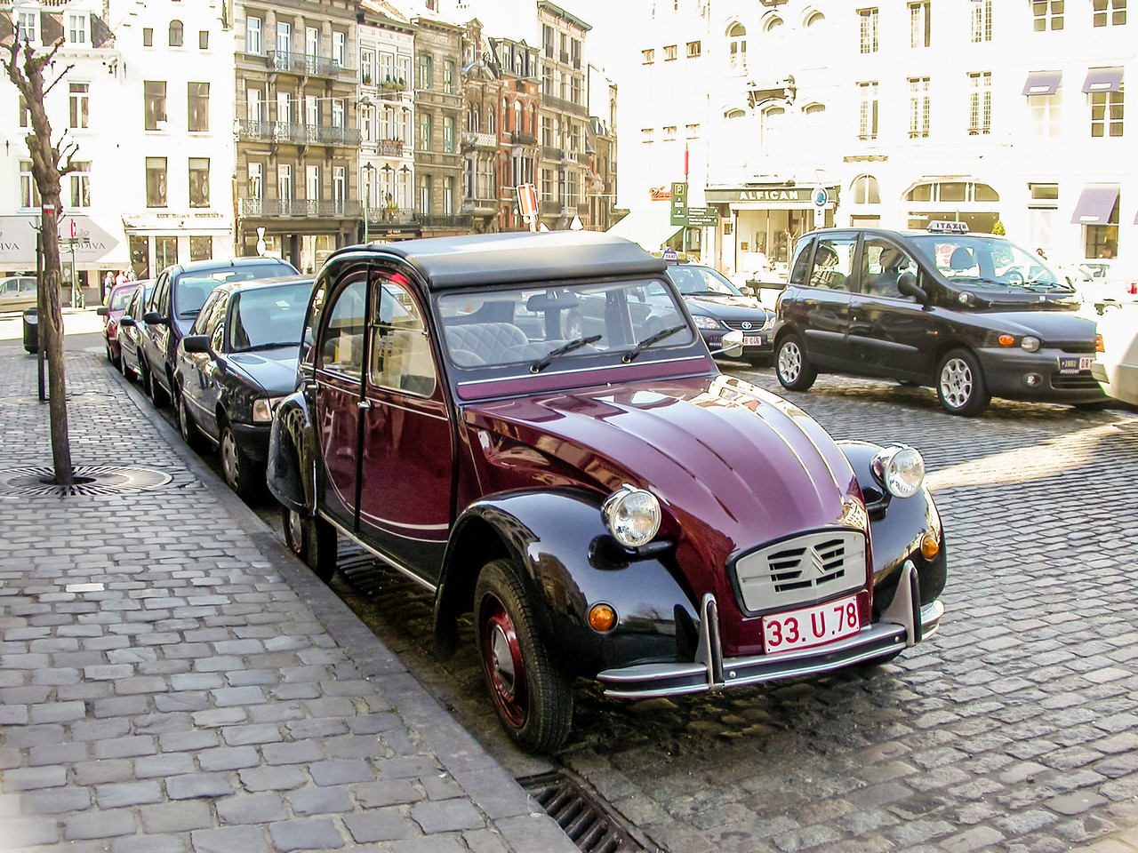 Brussels Cars 2003