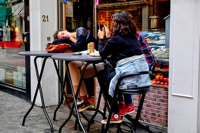Brussels - Belgium - Street Photography