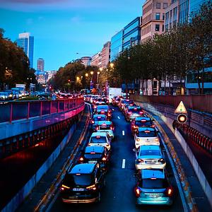 Red Light Traffic