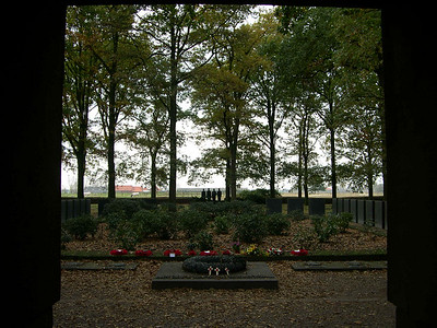 WW1 Battlefields--Ypres and Flanders Fields, Belgium, October 30-November 1, 2004