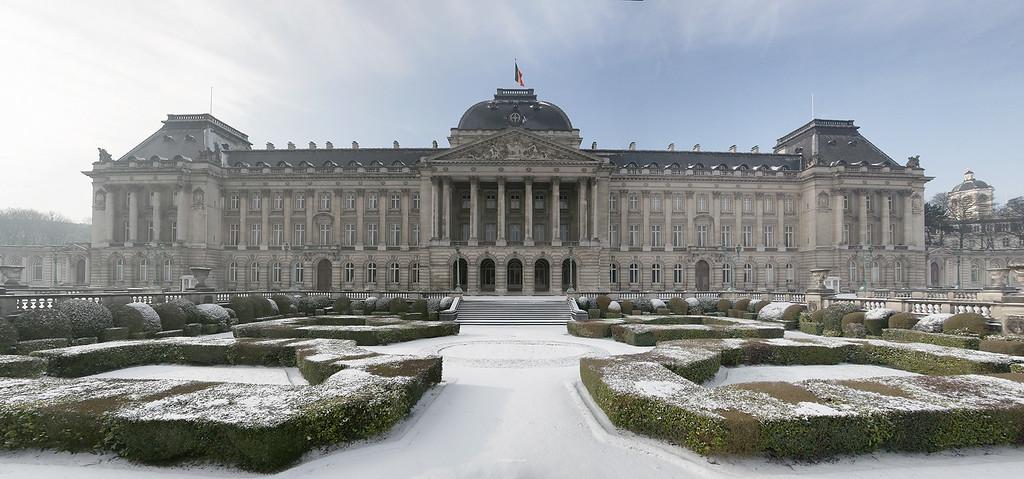 Bruxelles - Hiver 2018