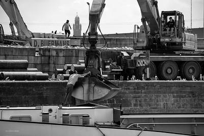 De vilvorde a Bruxelles au fil de l'eau