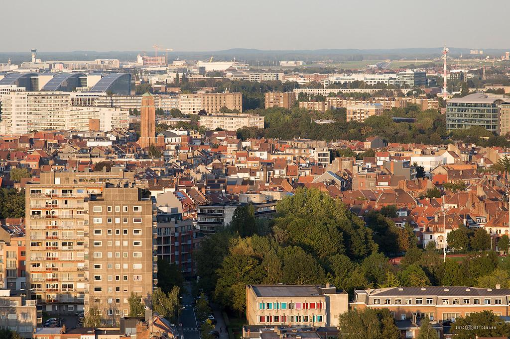 Penthouse - Avenue Louis Bertrand - 1030 Bruxelles.
