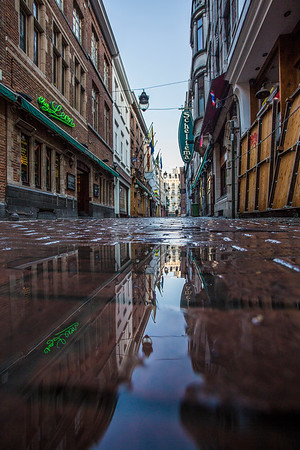 Reflets de Bruxelles