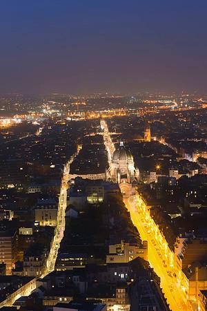 Rooftop Boulevard du Roi Albert II