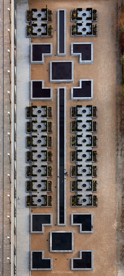 Jardin Pechère - cité administrative