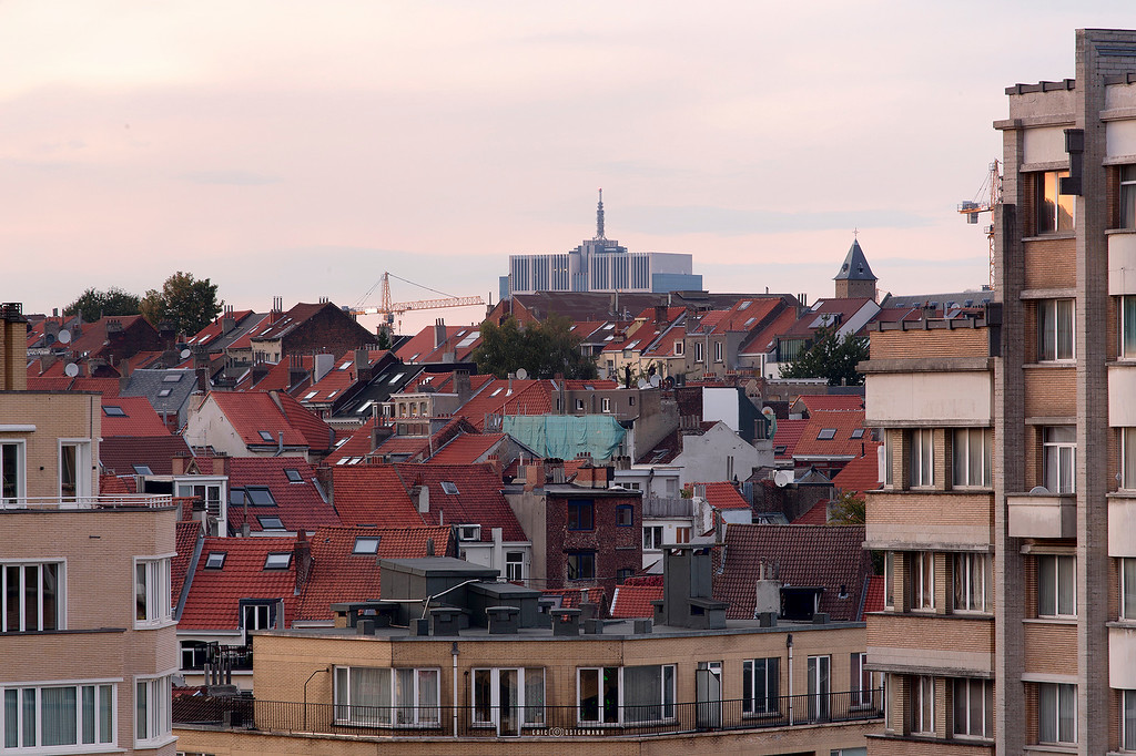 Rooftop Place Flagey