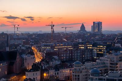 Rooftop Rue Vautier 1000 Bruxelles