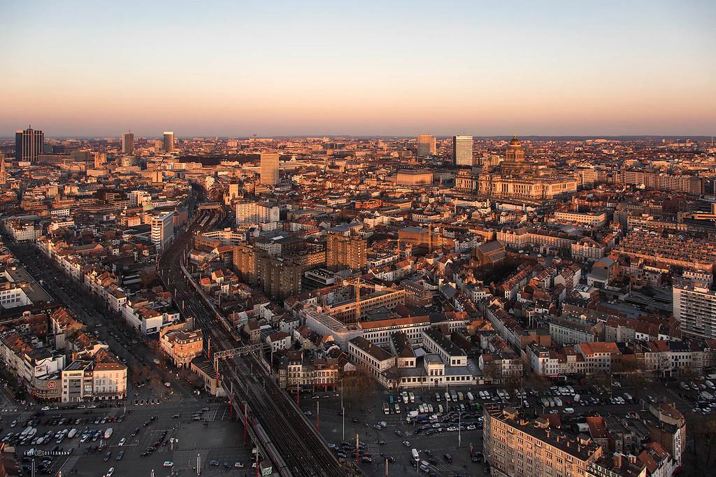 Rooftop av. Paul-Henri Spaak 2016