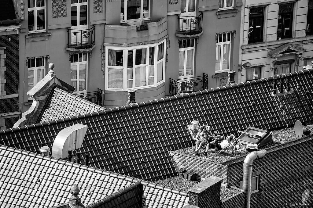 Rooftop parking 58