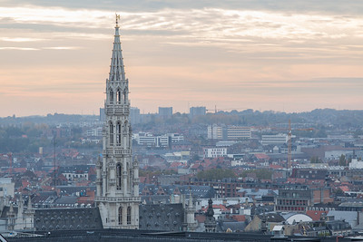 Rooftop - Rue des Colonies - 1000 Bruxelles