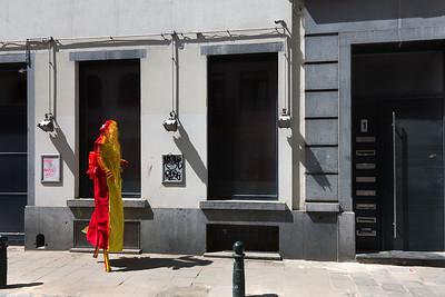 Zinneke Parde - illegal - 2018