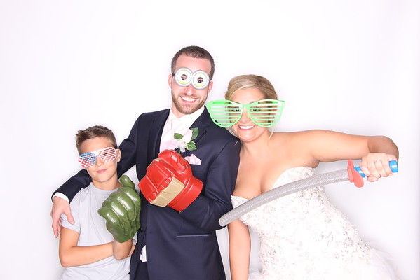 Bryan & Ashlea Fry wedding