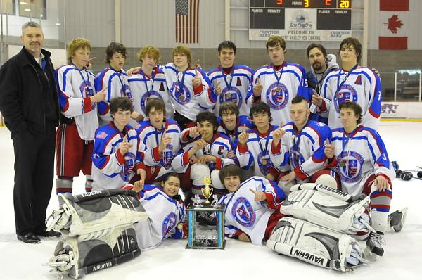 Bryan Hockey 2007-2008