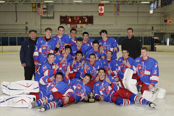 Bryan Hockey 2009-2010