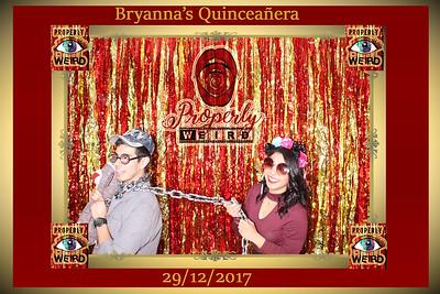 Bryanna's Quinceañera