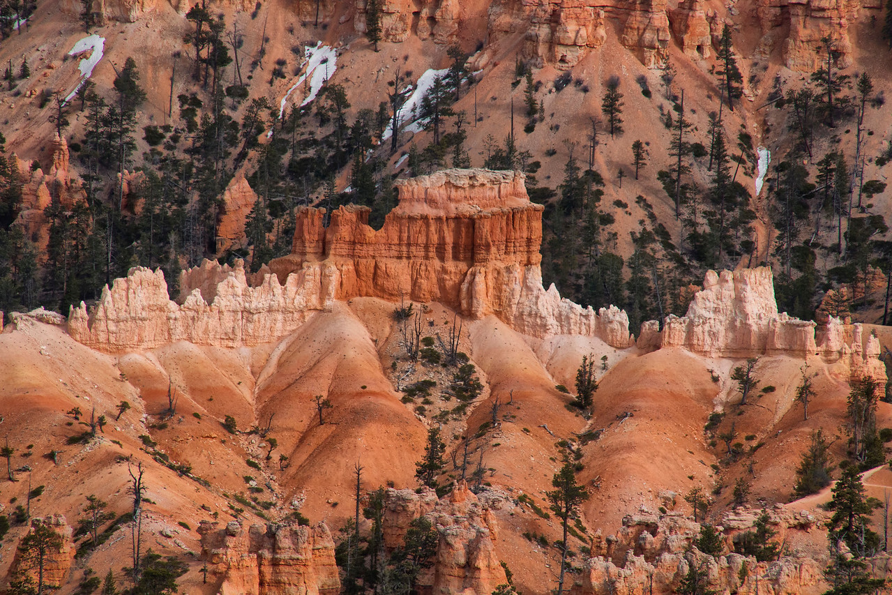 Rim Trail, Bryce Canyon National Park, Utah