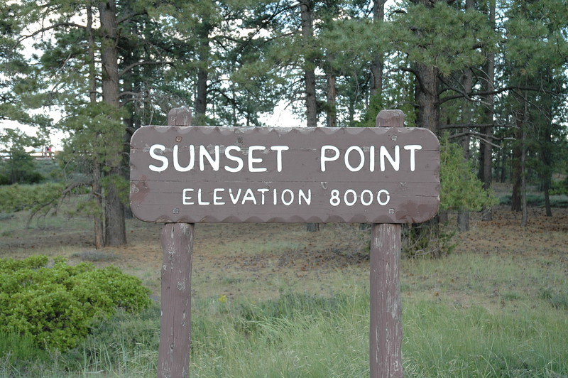 Sunset Point  06-23-2016