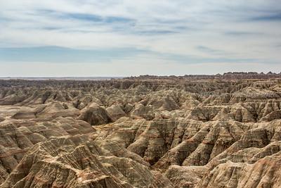 Badlands National Park - South Dakota