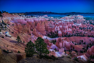 Bryce by Moonlight