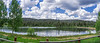 Duck Creek Lake, Pano.