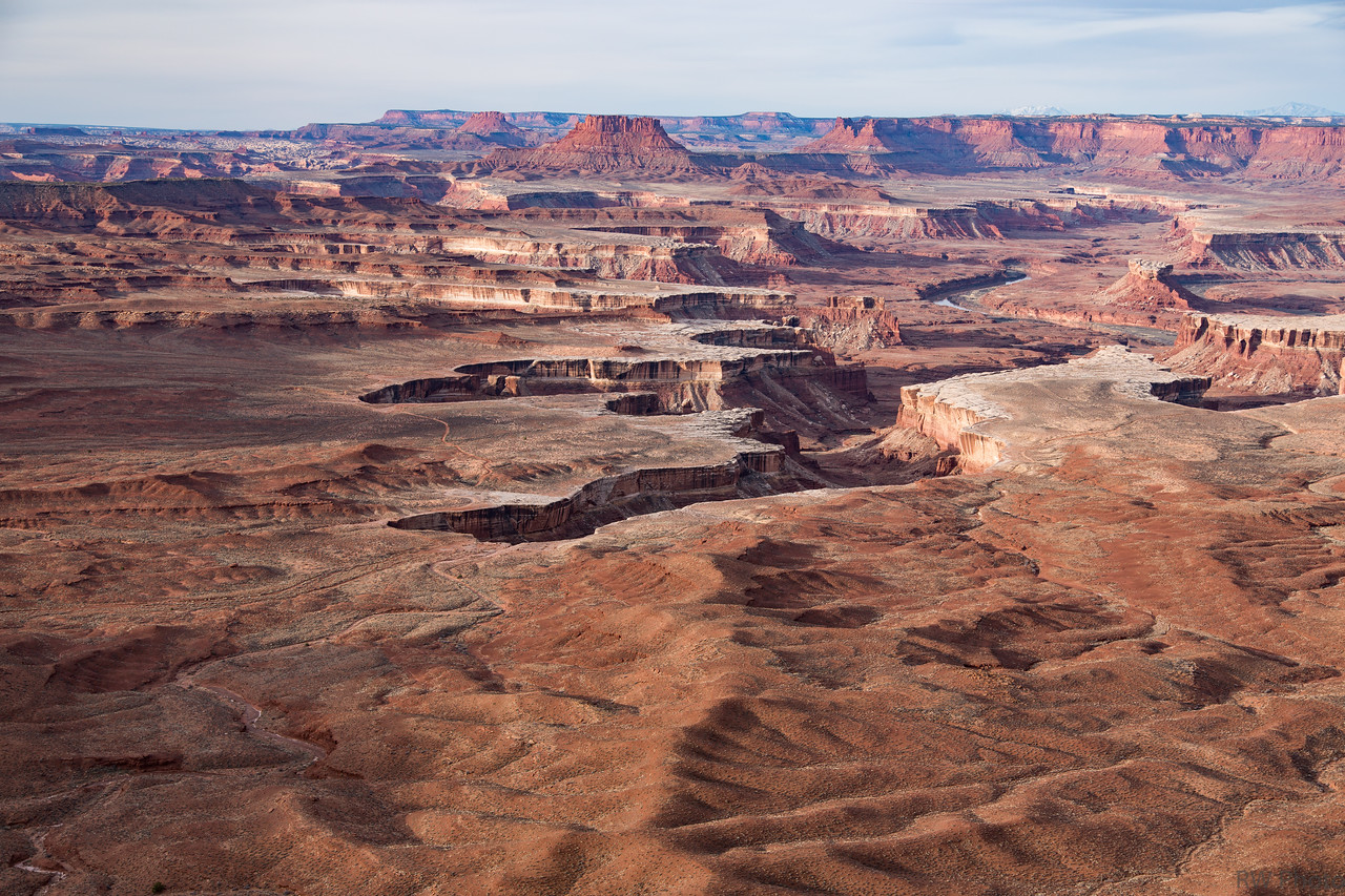 Dead Horse Point and Canyonlands