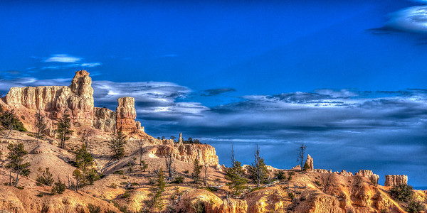 Bryce and Zion Landscapes