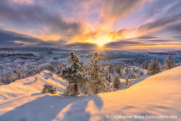Sunrise Point Snow