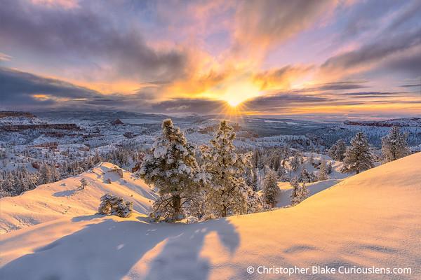 Sunrise Point Snow