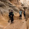 Photo workshop participants in Willis Creek Canyon.