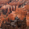 Along the Navajo Loop in Bryce Canyon.